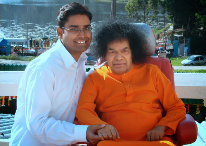 Destroyed in seconds but rebuilt over years - the love story of Vijaya Sunder with his Swami