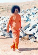 When the road ends, and the goal is gained, the pilgrim finds that he has traveled from himself to himself.sathya sai baba
