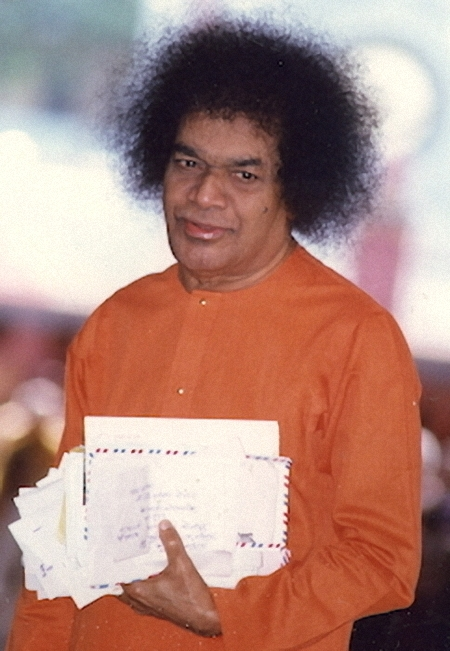 What is true love? Bhagawan clearly explains to us today.