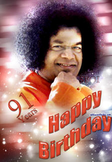 91-years-birthday-sathya-sai-baba