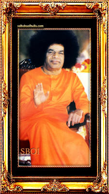 sathya sai baba blessings