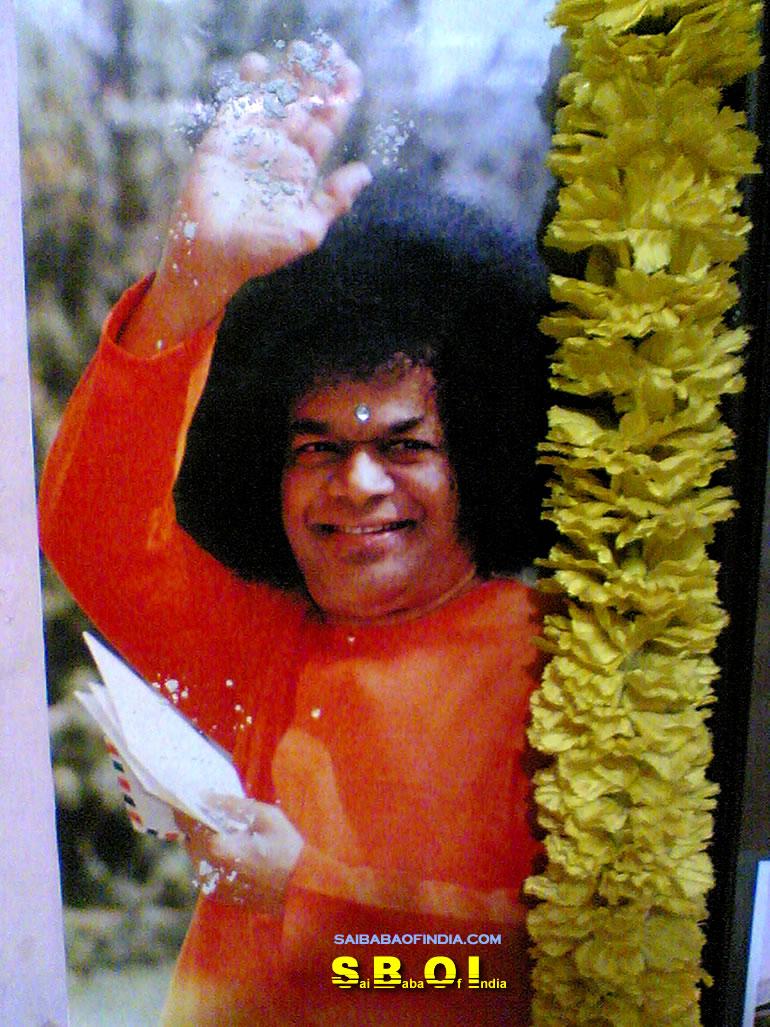 Sai Baba Vibhuti Miracles In Indonesia