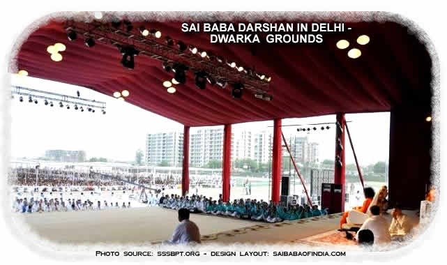 DELHI-VISIT-SAI-BABA-DARSHAN-AT-DWARKA-GROUNDS
