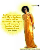 SATHYA SAI BABA QUOTE WALLPAPER LARGE SIZE
