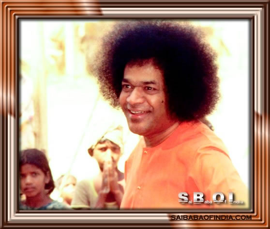Be Happy - Sri Sathya Sai Baba