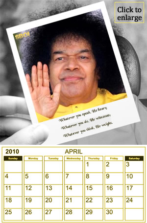 sai-baba-Photo-calendar-April-2010