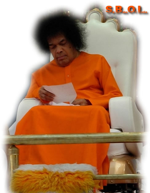 SRI SATHYA SAI BABA READING