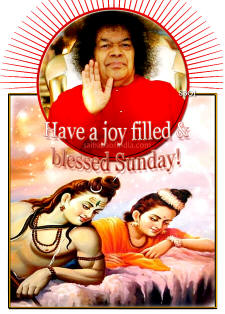blessed-sunday-sri-sathya-sai-baba
