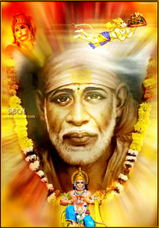 shirdi-sai-baba-wallpaper-with-Hanuman