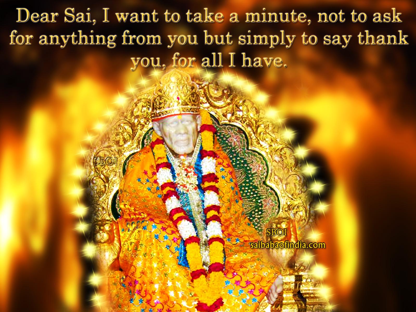 Download Shirdi Sai Baba Live Darshan Wallpapers Gallery