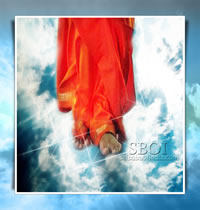 SRI-SATHYA-SAI-BABA-LOTUS-FEET-IN-THE-SKY