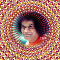 Holographic photo of Sathya Sai Baba