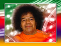 joy-sri-sathya-sai-baba - Pure Joy... - GOD IS WHERE LOVE IS... - BABA