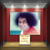 why fear when i am here -sri-sathya-sai-baba-image-hd-beautiful