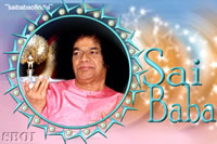 sri sathya sai baba photo wallpaper