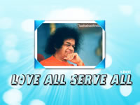 LOVE ALL SERVE ALL - sai-baba-photo-sri-sathya-sai-baba-puttaparthi