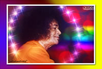 SRI SATHYA SAI BABA STAR LIGHT