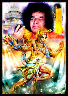 hanuman-ji-sathya-sai-baba-tuesday-wallpaper