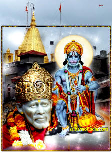 hanuman-shirdi-sai-baba-guru-tuesday