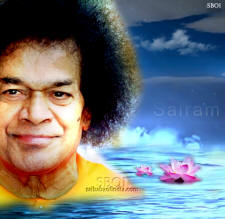 sri-sathya-sai-baba-water-pond-clouds-animation-video