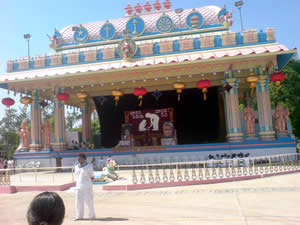 Sri Sathya Sai Hill View stadium - eswaramma-day-2011