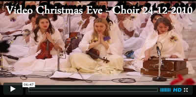 Christmas Eve Adult Choir 2010 - Video