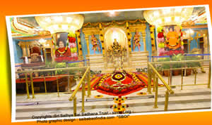 SRI SATHYA SAI BABA SAMADHI 25TH MAY 2011