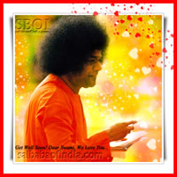 sri sathya sai baba's health - Get well Soon!