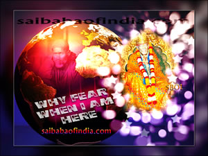 """Shirdi Earth"" Photo wallpaper"