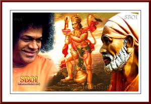 Sri Hanuman the greatest devotee of Lord ever... wallpaper download