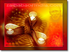 wallpaper shirdi sai baba - deepak - large size