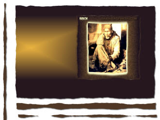 Shirdi Sai Baba sitting