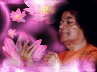 sri-sathya-sai-baba-wallpaper-lotus-flowers.