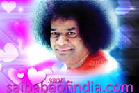 sri sathya sai baba wallpaper