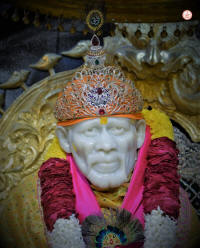 Sai Baba Darshan Photo Today