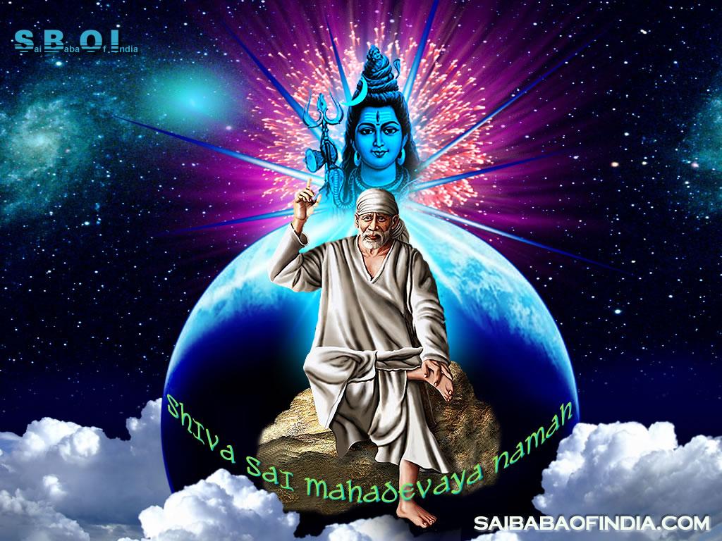 Download shivaratri wallpapers sathya sai baba 9765924 shivaratri sai baba theme greeting cards amp wallpapers m4hsunfo
