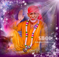 Sai Baba blessing for a successful and happy life