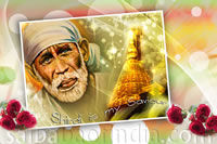 sri-shirdi-sai-baba-maxim-quote-sayings - Shirdi is my Saviour - wallpaper